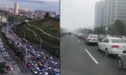 รถติดสยอง คนจีนแห่ขับรถเที่ยวหยุดวันชาติยาว 7 วัน