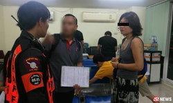 ตำรวจอาสาเล่านาทีสาวจีนถอยรถชน ล่าสุด รวบตัวแล้ว