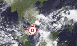 อุตุฯ เตือนภาคใต้ รับมือพายุดีเปรสชั่น ฝนถล่มหนัก 2-3 วัน
