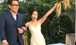 ภาพบรรยากาศอบอุ่น งานแต่งลีโอ พุฒ กับเจ้าสาวจิ๊บ สุดน่ารัก