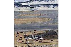 สนามบินนาริตะเริ่มเปิดใช้รันเวย์ หลังเครื่องบินเฟดเอ็กซ์ตก