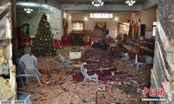 คนร้ายบุกโจมตีโบสถ์ในปากีสถาน ดับอย่างน้อย 9 เจ็บอีกอื้อ