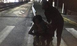 หญิงถูก 3 ชายลักพาตัว-โดดรถหนี สุดท้ายแค่ผัวเมียทะเลาะกัน