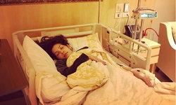 นุส นุสบา เข้าโรงพยาบาลด่วน ติดเชื้อท้องเสียรุนแรงที่ไม่มียาแก้
