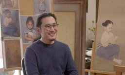 สวยละมุน เผยภาพฝีมือจิตรกรหนุ่มวาดภาพลูกสาวสไตล์จีนโบราณ