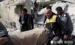 กู้ภัยซีเรียแทบทรุด บ้านเจอระเบิดลง แม่สิ้นใจต่อหน้าต่อตา