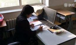 ครูจีนช่วยครอบครัวนักเรียน 4 ชีวิต หลังไม่มาเรียนจึงรุดไปดูที่บ้าน