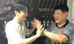 """พี่น้อง 2 ชาติ """"สรยุทธ"""" ลงรูปหวนเจอ """"ซีวอน"""" ในรอบหลายปี"""