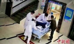 คุณหมอหญิงสุดอึด ช่วยคนไข้จีนรอด ปั๊มหัวใจ 500 ครั้งใน 5 นาที
