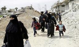 ประชาชนชาวซีเรียต้องอพยพนับหมื่น หลังกองทัพรัฐบาลเข้าล้อมกลุ่มกบฏ