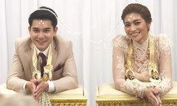 อาร์ตี้ ธนฉัตร ฉลองแต่งงานเรียบง่าย แต่ล้นไปด้วยความสุข