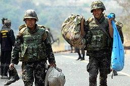 เขมรอ้างทหารไทยรุกล้ำดินแดนกัมพูชา