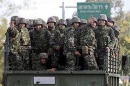 ทหารไทยดับ 1 เจ็บ 8 เหตุปะทะเขมร