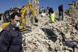 ยอดตายจากแผ่นดินไหวอิตาลี่พุ่ง150ราย