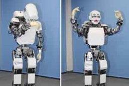 ยุ่นเจ๋ง!เปิดตัวหุ่นยนต์แสดงอารมณ์เหมือนคน