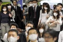 ญี่ปุ่น พบผู้ติดหวัด 2009 เพิ่มเป็น 130 คน