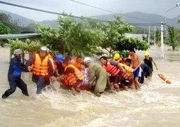 ยอดผู้เสียชีวิตพายุมิรีแนในเวียดนามเพิ่มเป็น 99 คน
