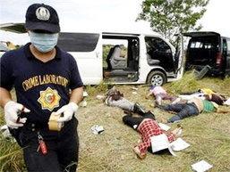 ฟิลิปปินส์พบศพสังหารหมู่เพิ่มเป็น 46 ศพ