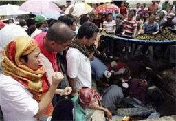 เผยสตรี เหยื่อฆ่าหมู่ในฟิลิปปินส์ล้วนถูกยิงที่อวัยวะเพศ