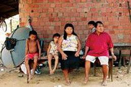 พบหวัด2009ระบาดครั้งแรกในชุมชนป่าอเมซอน