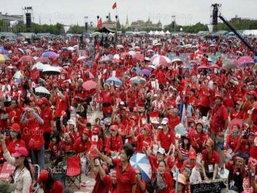 อนุญาตเสื้อแดง50คนเข้ายื่นถวายฏีกา