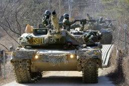 โสมแดงฮึ่มสั่งทัพเตรียมพร้อมฉุนสหรัฐ-เกาหลีใต้ซ้อมรบ