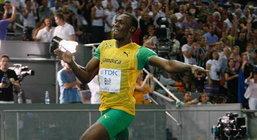 สุดยอด!โบลต์ ทุบสถิติโลกวิ่ง 200 เมตร