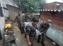มีผู้เสียชีวิต 64 คนจากฝนตก-น้ำท่วมในเซาเปาโล