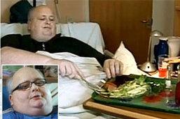 คนอ้วนที่สุดในโลกแนะเคล็ดลับลดน้ำหนัก