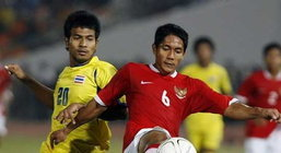 ผลบอล สมปองแฮตทริก!!ไทยยำติมอร์ 9-0