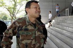 กองทัพไทยพร้อมส่งผลสอบเสธ.แดงให้กรมพระธรรมนูญ