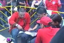 สพฉ.ส่งตัวแทนหารือเสื้อแดงสร้างความเข้าใจไม่ให้ยึดรถพยาบาล