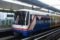 ตรวจสอบรถเมล์เปลี่ยนเส้นทาง 50 สาย BTS-MRT งดวิ่ง