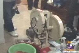 ทลายโรงงานผลิตยาบ้า ยึดอุปกรณ์-ของกลาง