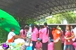 ชาวบ้านระนองรับจ้างนำแรงงานพม่าต่อใบอนุญาต
