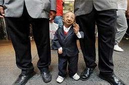 คนตัวเล็กที่สุดในโลกเสียชีวิตแล้ว