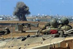 จรวดยิงถล่มตอนใต้อิสราเอลคนงานไทยดับ1