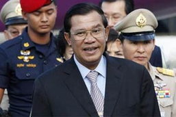 ฮุนเซน ยันไม่อนุญาติ ทักษิณ ใช้กัมพูชาเป็นฐานเคลื่อนไหวโจมตีไทย