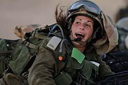 สวยแกร่ง! ทหารหญิงอิสราเอล