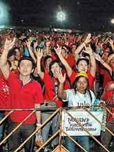 เสื้อแดงลั่นขวางประชุมอาเซียน เดินสายกล่อมทูตอย่ามา