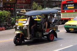 ตุ๊กตุ๊กไทยรั้งเบอร์ 5 แท็กซี่ดีสุดในโลก