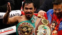 ปาเกียว สละแชมป์โลกซูเปอร์เวลเตอร์WBC