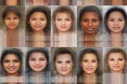 เจ๋ง! ประมวลผล..หน้าตาสาวทุกชาติทั่วโลก