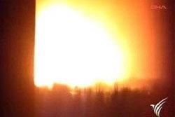 รถแก๊สแอลพีจีระเบิดสยองในตุรกี เจ็บ 21