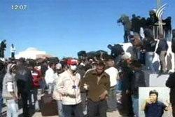 อพยพคนในลิเบีย ถึงจุดวิกฤต แรงงานนับแสนตกค้างพรมแดน