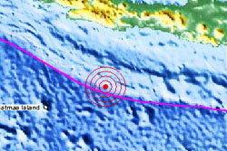 แผ่นดินไหวอินโดฯ 6.7 ริกเตอร์ เตือนสึนามิ!