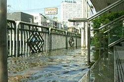 MRTปิดสถานีพหลฯหากน้ำพ้นบันไดขั้น2