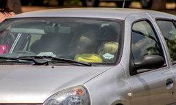 คุณพระ! ครูจับเด็ก19คนยัดใส่รถเก๋ง