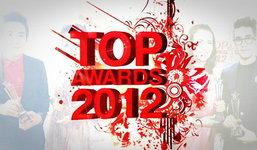 ประกาศผลรางวัล Top Awards 2012