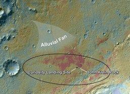 NASAแถลงดาวอังคารเคยมีสิ่งมีชีวิตอาศัยอยู่